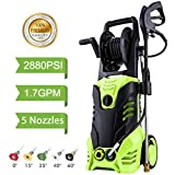 Best Pressure Washers - Homdox 2880PSI Pressure Washer 1.70 GPM 1800W Electric Review