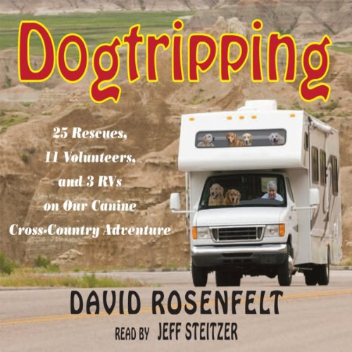 Dogtripping audiobook cover art