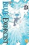Blue exorcist, tome 24 par Kato