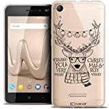 Caseink Case for Wiko Jerry 2 (5) Crystal Gel Case with HD