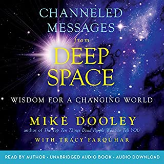 Channeled Messages from Deep Space cover art