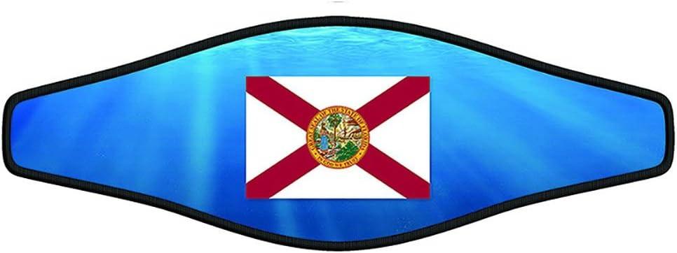 Innovative Scuba Mask Strap Wrapper State One Save money Size Jacksonville Mall Florida Fla