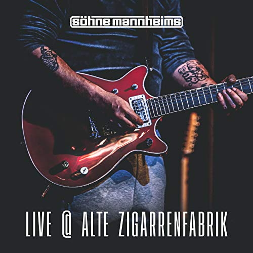 Live @ Alte Zigarrenfabrik