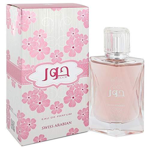 Swiss Arabian Hoor by Swiss Arabian Eau De Parfum Spray 2.7 oz / 80 ml (Women)
