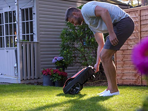 Flymo EasiLife 200 Robotic Lawn Mower Conclusion