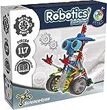 Science4you - Robotics Deltabot - Kit de Robotica con 117 Piezas, Construye tu Robot Interactivo, Juguete de Construccion, Juegos Educativos para Niños +8 Años