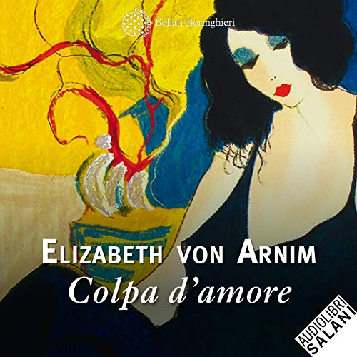 Colpa d'amore audiobook cover art