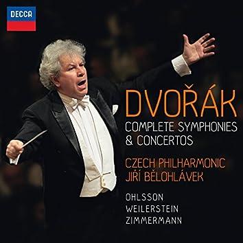 ドヴォルザーク:交響曲全集、協奏曲集