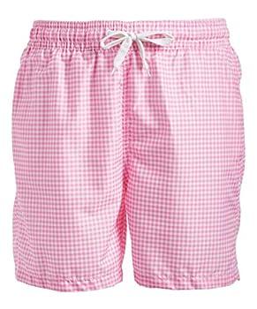Best mens pink swim trunks Reviews