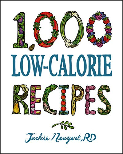 1000 low calorie recipes - 1
