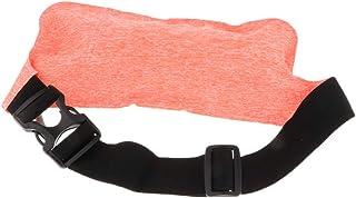 kesoto Running Belt Waist Pack for Running Mountain Climbing Fitness Cycling Hiking - Orange