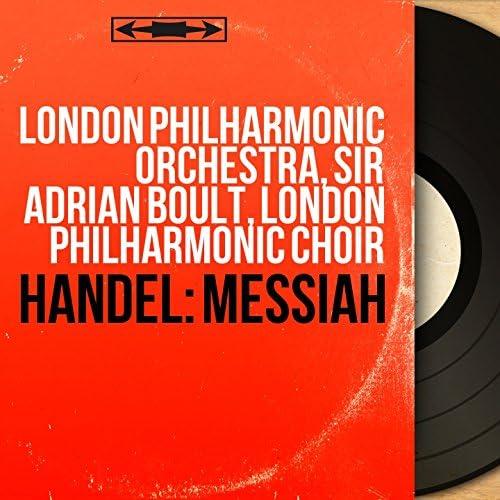 London Philharmonic Orchestra, Sir Adrian Boult, London Philharmonic Choir