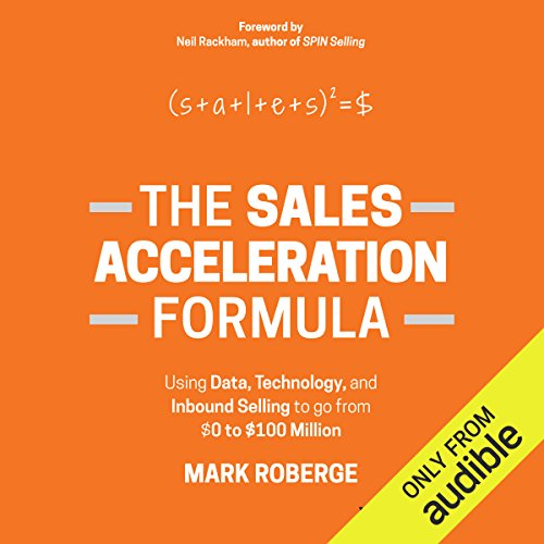 The Sales Acceleration Formula cover art