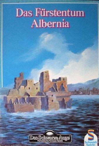 DSA BOX: Das Fürstentum Albernia, Schmidt Spiele, No. 01773 (Das schwarze Auge).