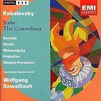 Kabalevsky: Suite: The Comedians etc.