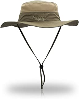 831b0f1a60a Outdoor Sun Protection Hat Wide Brim Bucket Hats UV Protection Boonie Hat  56-62cm