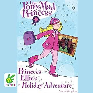 Princess Ellie's Holiday Adventure cover art