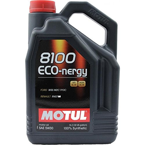 MOTUL 8100 Nergy Eco 5 W-30 5l