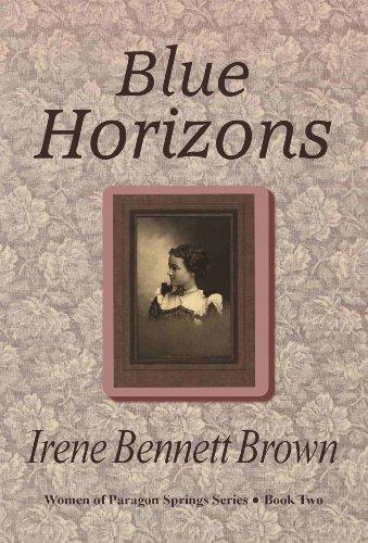 Blue Horizons (Women of Paragon Springs Book 2) (English Edition)