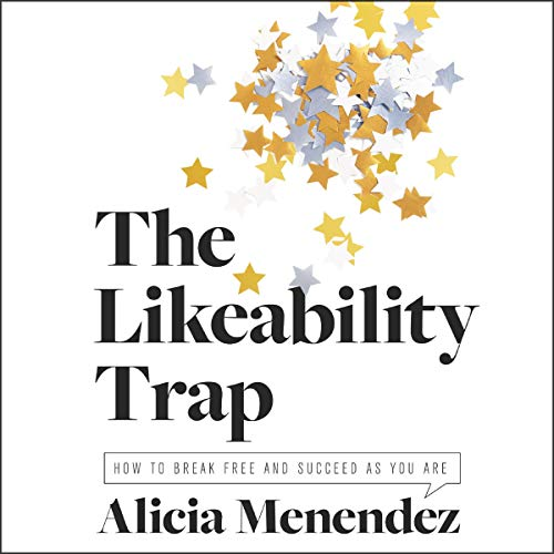 The Likeability Trap audiobook cover art