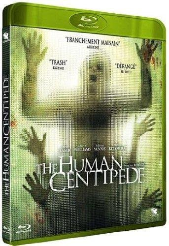 The human centipede [Blu-ray]