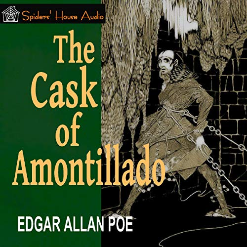 『The Cask of Amontillado』のカバーアート