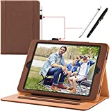 New iPad 9.7 inch 2018/2017 [ 6th / 5th Generation ] Leather Case