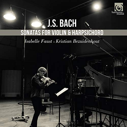 Bach: Sonaten für Violine und Cembalo (BWV 1014-1019)