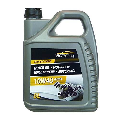 Protecton 1890515 Motorolie Semi Synthetisch 10W40 A3/B4, 5 Liter