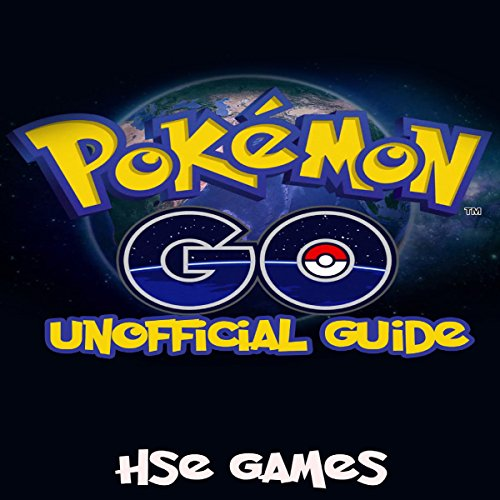 Pokemon Go Unofficial Guide audiobook cover art