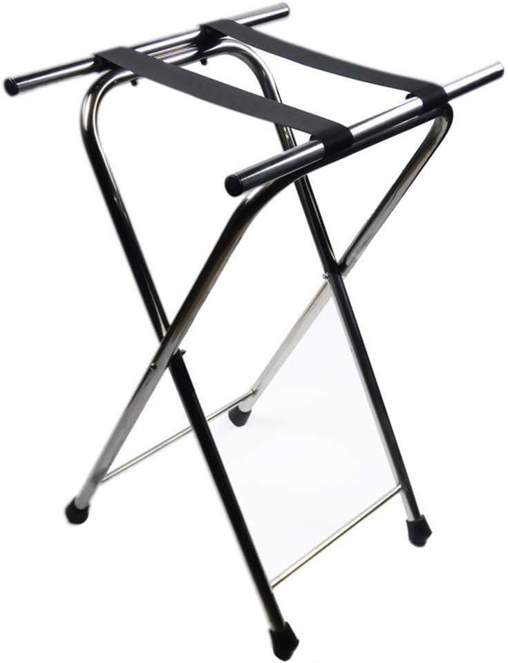 ViewSys New Luxury product Luggage Rack Stainless Steel Luggag Folding