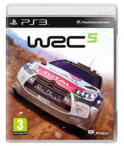World Rally Championship WRC 5 (Playstation 3) [UK IMPORT]