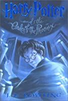 Harry Potter (Book 5) US版: Harry Potter and the Order of the Phoenix