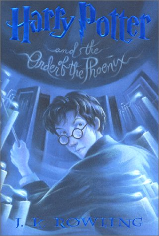 Harry Potter (Book 5) US版: Harry Potter and the Order of the Phoenixの詳細を見る