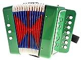 PowerTRC Children's Accordion | Musical Instrument | Easy to...
