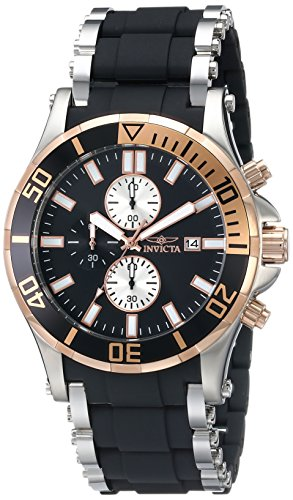 Invicta Men's 13666 Sea Spider Collection Scuba Chronograph Watch