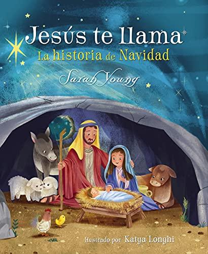 Jesús te llama: La historia de Navidad (Jesus Calling®)