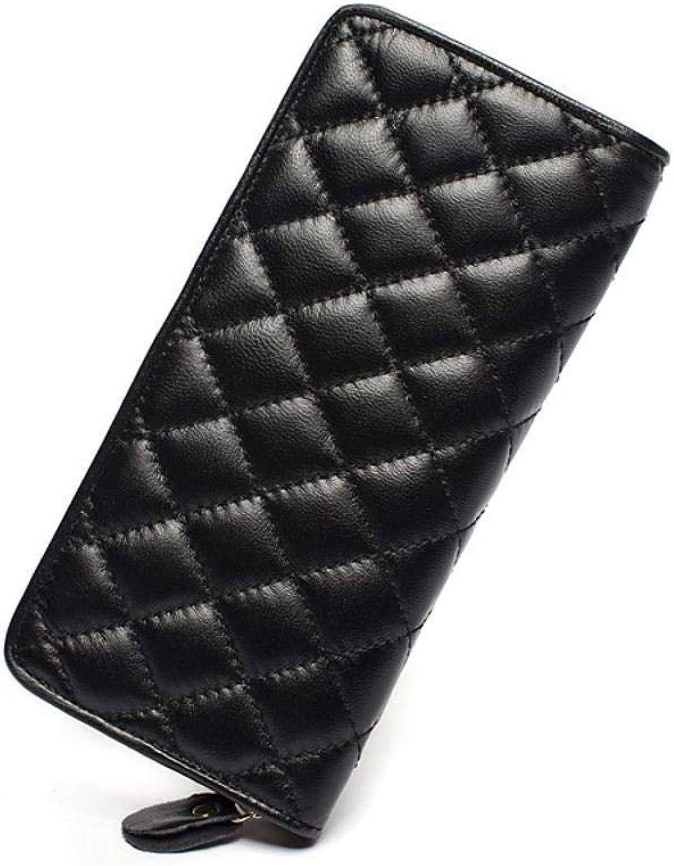 Girls Purse PU Leather Lady Purse Large Capacity Zip Wallet