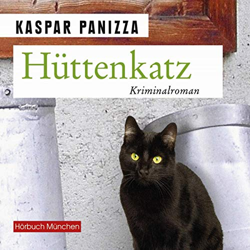 Hüttenkatz audiobook cover art