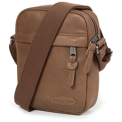 Eastpak The One - Bolso bandolera, brownie leather (rosa) - EK045-08N