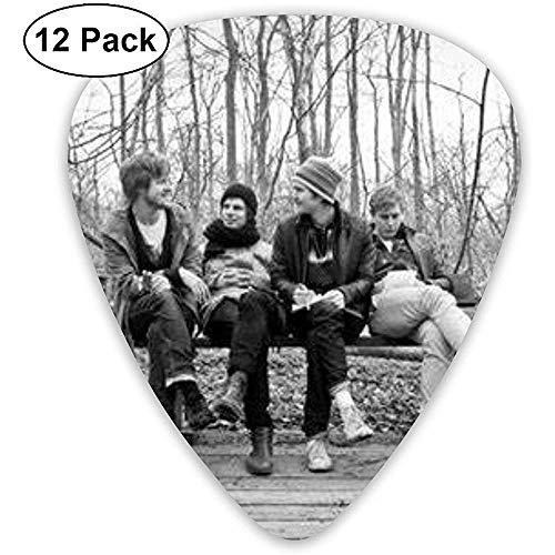 Gitarren-Pick seit unserer ersten Gitarren-Neuheit Innovativer Gitarren-Pick (12 Stück)