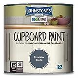 750ml Johnstones Revive Cupboard Paint Shadow Slate