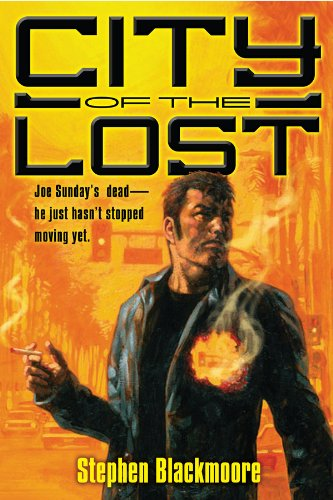 City of the Lost (Eric Carter) (English Edition)