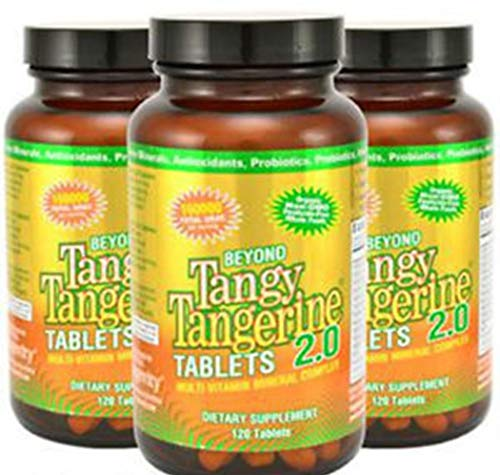 BTT 2.0 Tablets - 120 Tablets - 3 Pack