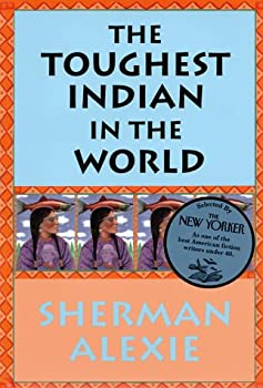Hardcover The Toughest Indian in the World Book