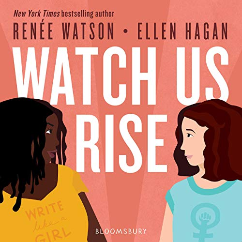 Watch Us Rise audiobook cover art