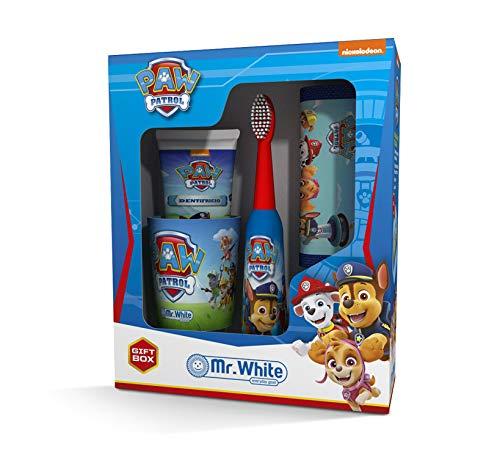 Mr White Jr Paw Patrol Geschenk-Set