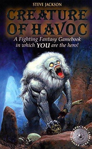 Creature of Havoc (Fighting Fantasy S.)