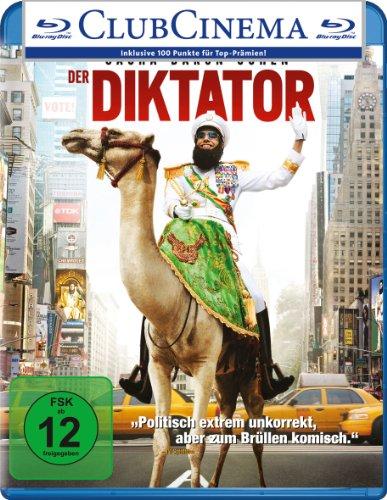 Der Diktator [Blu-ray]