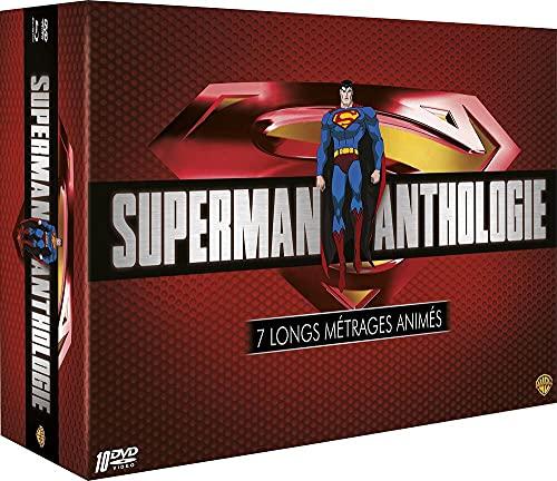 Superman Anthologie-7 Longs métrages animés [Édition Limitée]